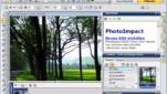 Ulead PhotoImpact Bildbearbeitungsprogramm Bilder bearbeiten Beispiel 1Screenshot 1