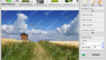 Watermark Express Bildbearbeitungsprogramm Bilder bearbeiten Beispiel 1 Screenshot 1