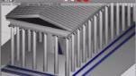 Wings 3D Bildbearbeitungsprogramm Bilder bearbeiten Beispiel Screenshot 1