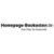homepage-baukasten.de Homepage Baukästen Webseite erstellen Logo