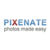 Pixenate Bildbearbeitung Logo