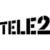 Internetprovider Tele2 Logo