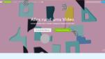 Vimeo-videoportal Screenshot 1