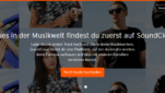 SoundCloud-musikstream Screenshot 1