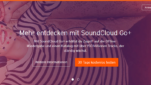 SoundCloud-musikstream Screenshot 2