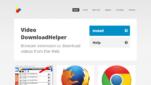 Video DownloadHelper-video-grabbing Screenshot 1