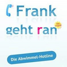 FRANK GEHT RAN