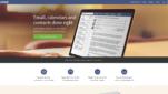 FastMail E-Mail Startseite Screenshot 1