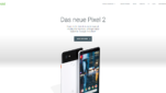 Android Betriebssysteme mobiles Betriebssystem Pixel 2 Screenshot 1