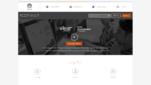 ClearOS Betriebssysteme Linux-Distribution Startseite Screenshot 1