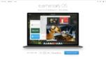 Elementary OS Betriebssysteme Startseite Screenshot 1