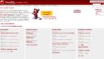 FreeBSD Betriebssysteme Startseite Screenshot 1