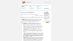 Puppy Linux Betriebssysteme Linux-Distribution Startseite Screenshot 1