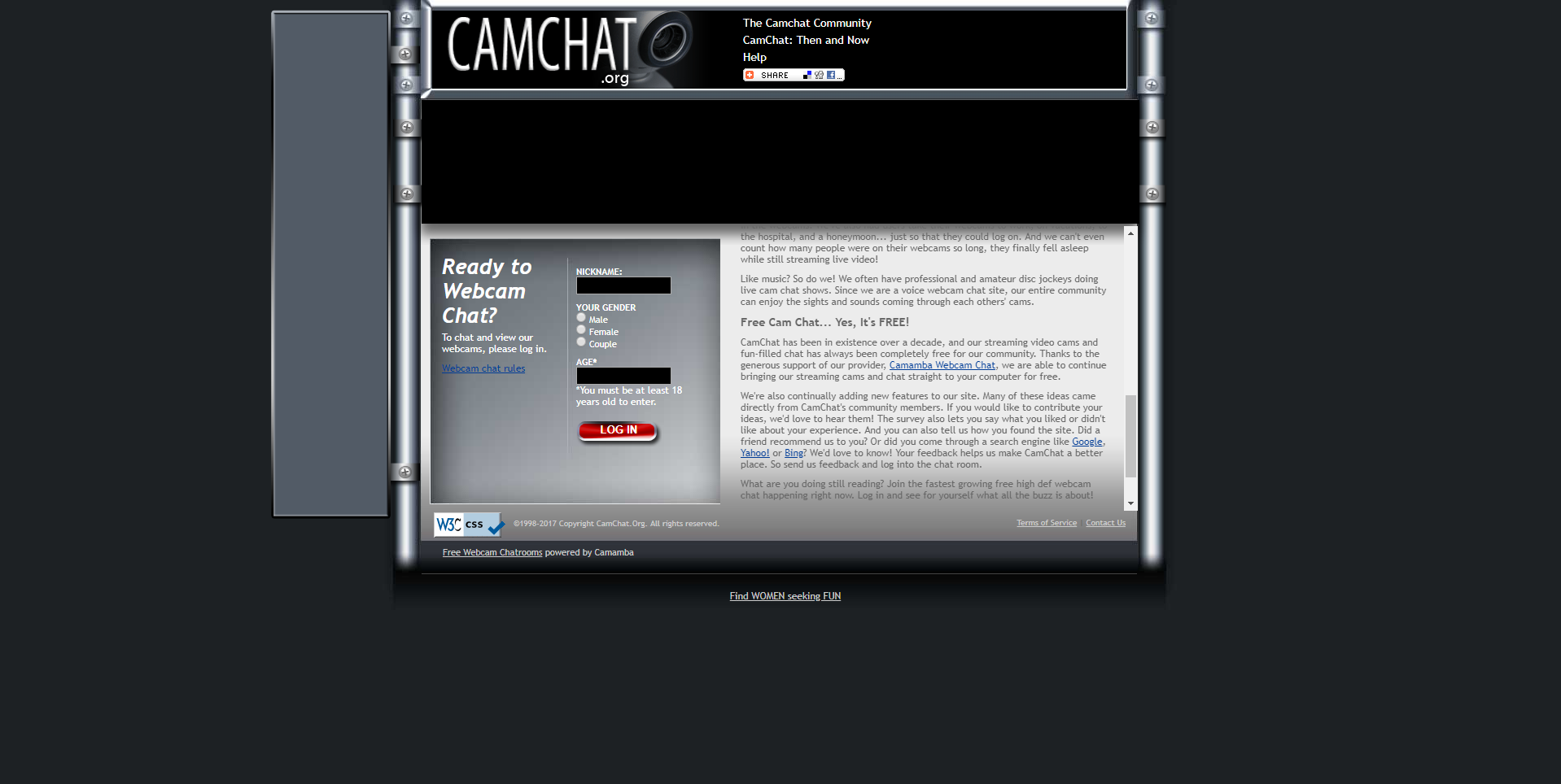 Chat alternativen cam Sites Like