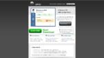 xPUD Betriebssysteme Linux Distribution Startseite Screenshot 1