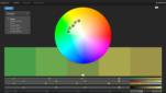 Adobe Color Bildbearbeitung Farben mischen Startseite Screenshot 1