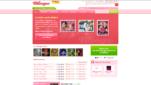 Blingee Bildbearbeitung online Bilder bearbeiten Startseite Screenshot 1
