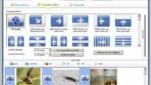 Photo Flash Maker Bildbearbeitungsprogramm Bilder bearbeiten Übergangs Effekte Screenshot 1