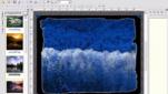 iFoxSoft Photo Collage Bildbearbeitungsprogramm Bilder bearbeiten Benutzeroberfläche Screenshot 1