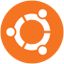 Ubuntu Linux OS Logo