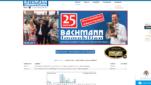 Bachmann Immobilien Immobilienbörse Wohnung mieten Haus kaufen Startseite Screenshot 1