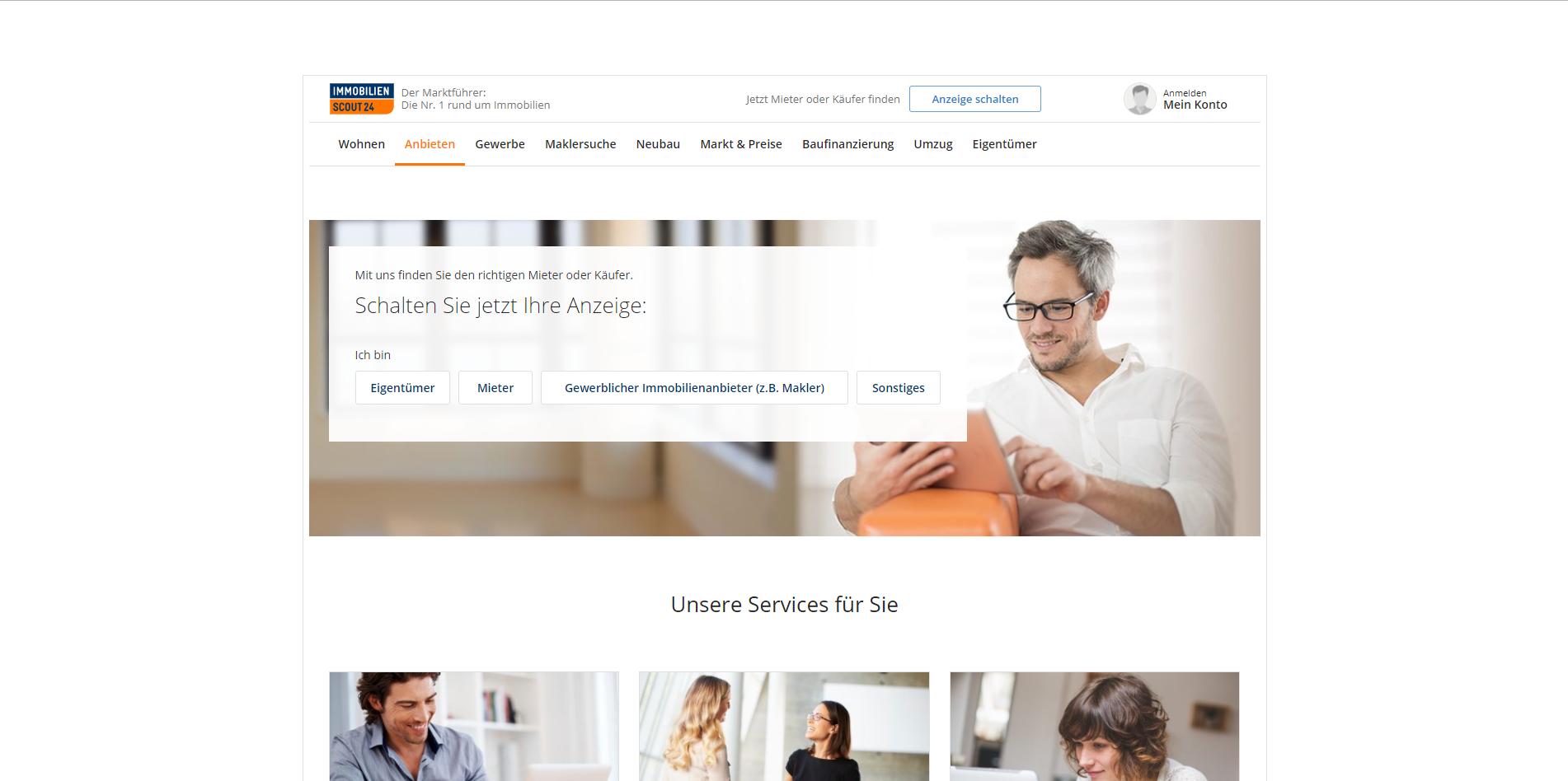 alternativen zu immobilienscout24 die besten immobilienscout24 alternativen 2018. Black Bedroom Furniture Sets. Home Design Ideas