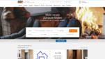 Immobilienscout24 Immobilienbörse Wohnung mieten Haus kaufen Startseite Screenshot 1
