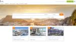 Immobilienscout24.at Immobilienbörse Wohnung mieten Haus kaufen Startseite Screenshot 1