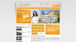Myimmoworld Immobilienbörse Wohnung mieten Haus kaufen Startseite Screenshot 1