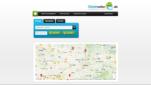 Objektseiten.de Immobilienbörse Wohnung mieten Haus kaufen Startseite Screenshot 1
