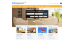 Wohnungsmarkt24 Immobilienbörse Wohnung mieten Haus kaufen Startseite Screenshot 1