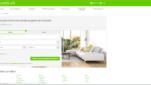 comparis.ch Immobilienbörse Wohnung mieten Haus kaufen Startseite Screenshot 1