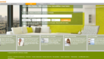 immozentral Immobilienbörse Wohnung mieten Haus kaufen Startseite Screenshot 1