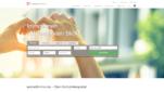 wunschimmo.de Immobilienbörse Wohnung mieten Haus kaufen Startseite Screenshot 1