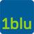 1blu Homepage Baukästen Webseite erstellen Logo