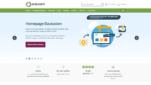 One.com Homepage Baukästen Webseite erstellen kostenlos Homepage erstellen Screenshot 1
