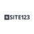 SITE123 Homepage Baukästen Webseite erstellen Logo
