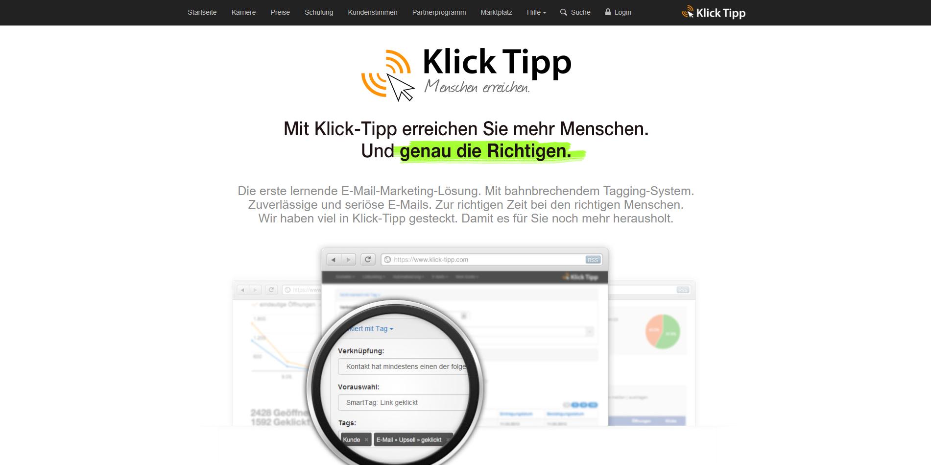 tipp klick