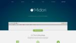Midori Browser Startseite Google Chrome Alternative Screenshot 1
