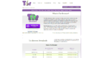 Tor Browser Startseite anonym surfen Screenshot 1