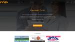 Xanario Onlineshop System E-Commerce Software Startseite Screenshot 1