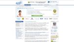 ACIO Zahnzusatzversicherung Vergleich Startseite Screenshot 1