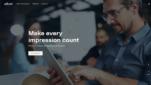 Adform Adserver Adserving Platform Startseite Screenshot 1