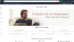 Amazon Smart Home Anbieter Startseite Screenshot 1