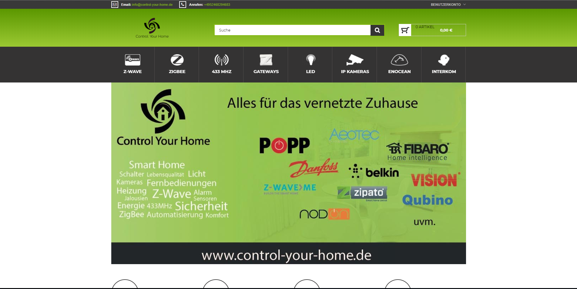 alternativen zu control your home die besten control your home alternativen 2018. Black Bedroom Furniture Sets. Home Design Ideas