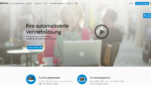 Digistore24 Affiliate Anbieter Startseite Screenshot 1