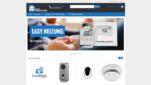 Easy Smarthome Smart Home Anbieter Startseite Screenshot 1