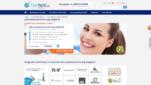 Fairfekt.de Zahnzusatzversicherung Vergleich Startseite Screenshot 1