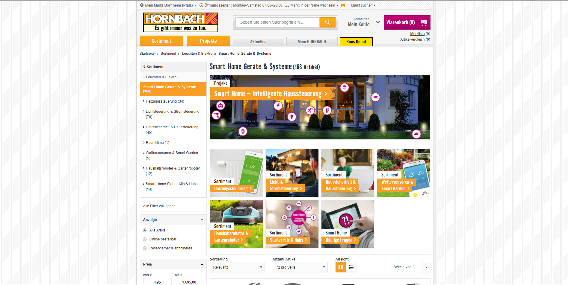 alternativen zu hornbach smart home die besten hornbach smart home alternativen 2018. Black Bedroom Furniture Sets. Home Design Ideas