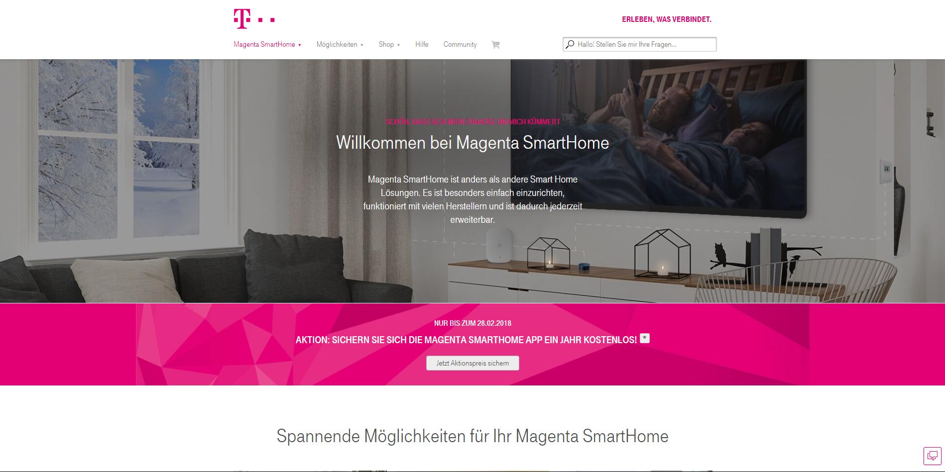 alternativen zu magenta smarthome die besten magenta. Black Bedroom Furniture Sets. Home Design Ideas